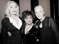 Catwomen:  Julie Newmar, Eartha Kitt & Lee Meriweather