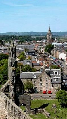St Andrews, Fife, Scotland