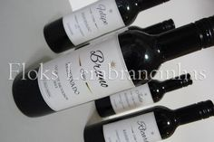 Vinho Santa Carolina 245ml personalizado.