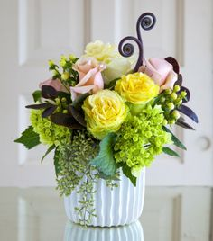 Featured Florist: Dilly Lily, Chicago, IL See more: BloomNation.com