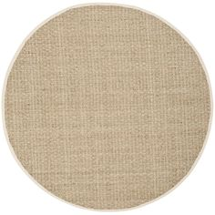 Safavieh's Natural Fiber collection is inspired by timeless designs crafted with the softest sea grass available.