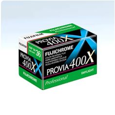 FUJI PROVIA 400X color slide film!!! It's the only high-speed slide film still available- but only until stock runs out. It's no longer manufactured. Nothing beats the clarity, stability, and quality of a slide! See this page to purchase in a 5-pack for a great price: http://amzn.com/B003NUNTMU