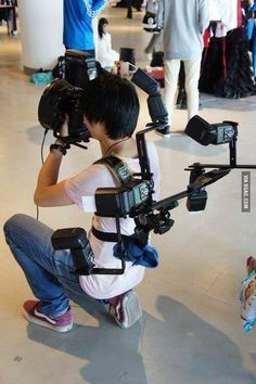 Photography level - Singaporean