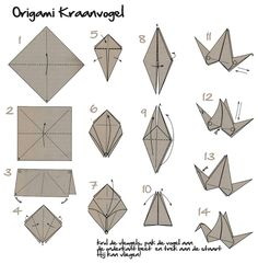 Origami Instructions Step By Step, Art Projects, Projects To Try, Chinese Crafts, Paper Art, Paper Crafts, Origami Paper, Lost & Found, Deco