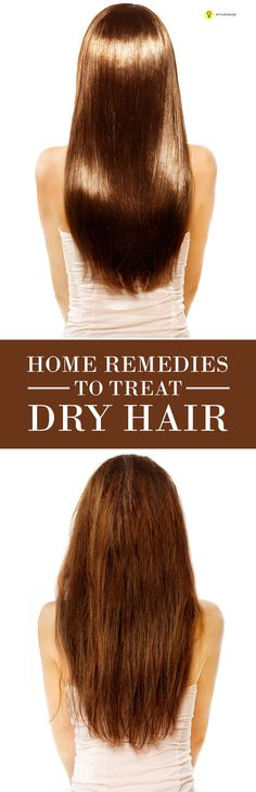 Dry hair? Treat your hair with these 13 natural remedies. http://www.stylecraze.com/articles/dry-hair-treatments-from-your-kitchen