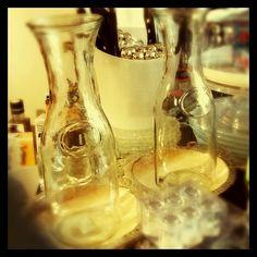Botellas vidrio