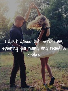 """I Don't Dance"" by Lee Brice...."