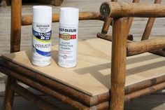 Painting Outdoor Bamboo Furniture Google Search