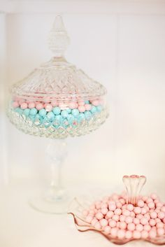 antique candy bowls. i absolutely love these<3