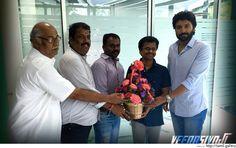 வீரசிவாஜி டீசரை வெளியிட்ட ஏ.ஆர்.முருகதாஸ் - http://tamilcinema.news/2016062642800.html