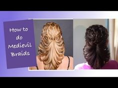 For a full explanation of this hairstyle check out our webpage: http://www.rapunzelsmother.blogspot.com.au Have you seen this picture floating around on Pint...