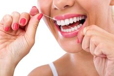 Learn dental hygiene tips that includes proper way to brush & floss your teeth by consulting dentist Dr. Khanna of Dentistry at LaSalle in Burlington, ON Implant Dentistry, Cosmetic Dentistry, Teeth Implants, Dental Implants, Dental Hygienist, Tooth Extraction Aftercare, Teeth Whitening That Works, Teeth Health, Oral Health