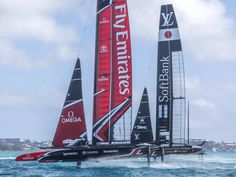 Team New Zealand have impressed in their first showdown on the water in Bermuda, beating America's Cup pace-setters Artemis in an official practice race today. - New Zealand Herald