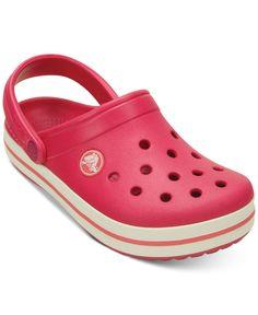 Crocs™ Crocband Sandal (Girls' Infant-Toddler-Youth) Tm1dl286i
