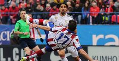 Atletico Madrid vs Real Madrid 4-0 - okekom.com