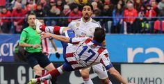 Atletico Madrid vs Real Madrid 4-0 - okekom.com