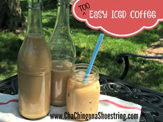 Memorial Day has passed and thoughts of sipping iced coffee in my backyard while the kids romp around have been lurking in my mind. I decided today was the perfect morning to get back to my favorite (and MOST easy) iced coffee recipe. Here are the ingredients – are you ready? Coffee Sweetened Condensed Milk […]