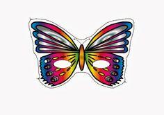 Çocuklar Aşkına: Kelebek temalı maske,doğum günü parti süslemeleri ...