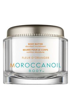 MOROCCANOIL® Body Butter available at #Nordstrom