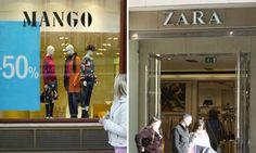 Guerra de escaparates (vitrines) entre las dos marcas mas famosas de España. http://static.guim.co.uk/sys-images/Money/Pix/pictures/2012/7/5/1341488290273/Mango-and-Zara-shop-front-007.jpg