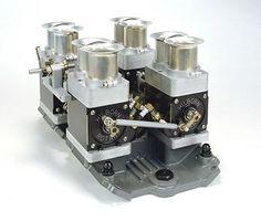 Hilborn Injection SB Chevy Sprint-Drag 23 Degree Heads   -Alky or Gas  #AutoRacingParts