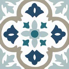 tattoo - mandala - art - design - line - henna - hand - back - sketch - doodle - girl - tat - tats - ink - inked - buddha - spirit - rose - symetric - etnic - inspired - design - sketch Stencil Patterns, Tile Patterns, Tile Art, Mosaic Tiles, Mosaic Del Sur, Mandala Art, Mandala Stencils, Mandala Tattoo, Decorative Tile