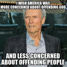 """Clint Eastwood remark about God.""""You go Clint! Great Quotes, Inspirational Quotes, Fabulous Quotes, Quick Quotes, Random Quotes, Awesome Quotes, Motivational Quotes, 5 Solas, Religion Catolica"""