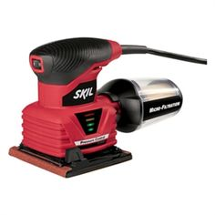 Shop Skil Sheet Palm Power Sander at Lowe's Canada. Find our selection of power sanders at the lowest price guaranteed with price match. Woodworking Power Tools, Essential Woodworking Tools, Woodworking Saws, Youtube Woodworking, Woodworking Equipment, Woodworking Videos, Woodworking Store, Woodworking Workshop, Popular Woodworking