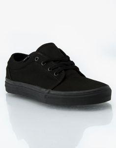 e018240e637 Vans 106 Vulc Skate Shoes - Black Black