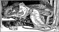 Henry Justice Ford from The Violet Fairy Book.