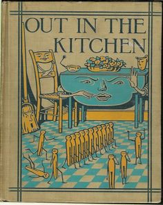 Out in the Kitchen by James Woodward Sherman | LibraryThing