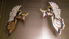 2 Indianen Engelen