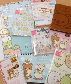 (7) Pin by ♡Tori Johnson♡ on ♡Kawaii!♡ | Pinterest | Kawaii, Subscription Boxes and Rilakkuma