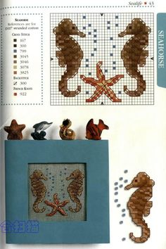 Cross Stitch Nautical On Pinterest
