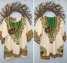 Check out this item in my Etsy shop https://www.etsy.com/listing/453392874/1970s-caftan-cotton-caftan-dashiki