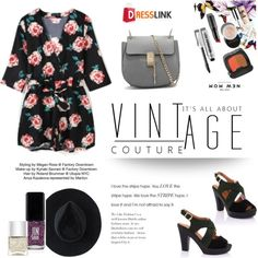 Dresslink 60 by leniastuti on Polyvore featuring moda, Ryan Roche, JINsoon, Nails Inc. and dresslink