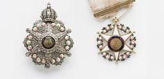 Condecorações Imperiais Ordem da Rosa (1829) (Foto: Edouard Fraipont)
