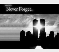That day was a great loss for all of us. God bless America.