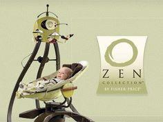 Fisher Price Zen swing