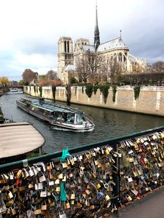 "I want to put a ""love lock"" on the Archeveche Bridge in Paris ♥.....gotta find the love first though.... haha"