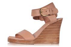 TRÄUMER. Nackt Leder Keile / Damenschuhe / High heels / Lederschuhe / Hochzeit Schuhe. Größen 35-43. Erhältlich in verschiedenen Leder-Farben von BaliELF auf Etsy https://www.etsy.com/de/listing/190551956/traumer-nackt-leder-keile-damenschuhe