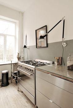 Find mere inspiration til indretning af dit køkken på madogbolig.dk