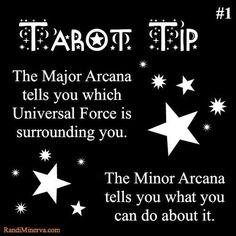 Tarot Card Tip