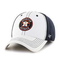 b15c6dac0bc Houston Astros Cooler MVP White 47 Brand Adjustable Hat