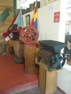 Museo del Café, Ciales, Puerto Rico 2015