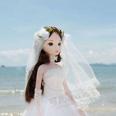 (44.64$)  Buy here  - 27.5cm  Original  kurhn doll Wedding Series   Brinquedos Meninas Bonecas Children Christmas Gift Kid Hobby  9038