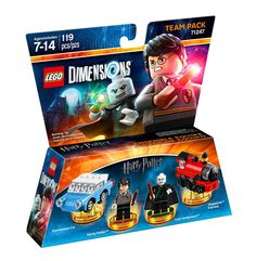 LEGO Dimensions, Harry Potter Team Pack https://www.amazon.com/Dimensions-Harry-Potter-Not-Machine-Specific/dp/B01GPB686M/ref=as_li_ss_tl?s=videogames&ie=UTF8&qid=1468366267&sr=1-1&keywords=lego+dimensions&linkCode=ll1&tag=mypintrest-20&linkId=34532a209ceff26899f766d796e0a52e