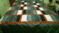 My designed quilt called Kyltreneth.