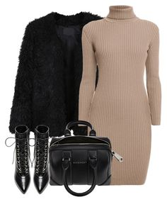 """""""Untitled #3992"""" by london-wanderlust ❤ liked on Polyvore featuring LE3NO, Rumour London, Givenchy, Yves Saint Laurent, women's clothing, women's fashion, women, female, woman and misses"""