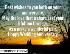 Awesome Hy Wedding Anniversary Wishes For Friends
